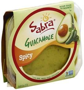 Sabra Guacamole Spicy
