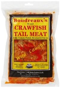 Boudreauxs Crawfish Tail Meat
