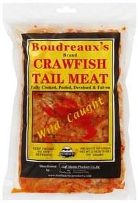 Boudreauxs Crawfish Tail Meat