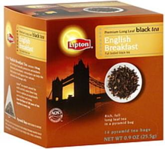 Lipton Black Tea English Breakfast