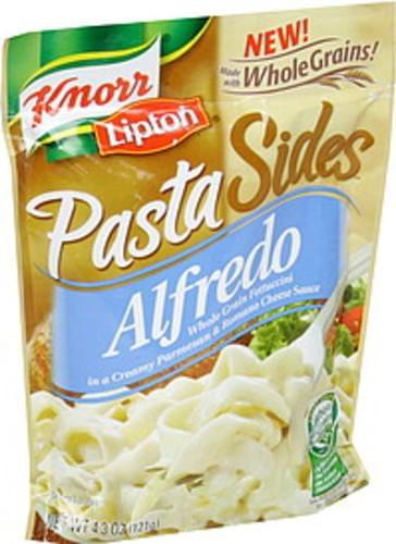 Lipton Alfredo Pasta Sides - 4.3 oz