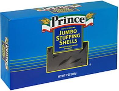 Pre Jumbo Stuffing Shells