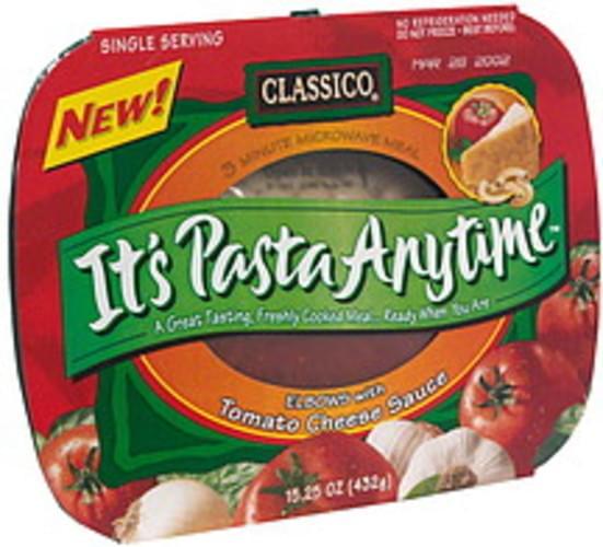 Classico Elbows with Tomato Cheese Sauce - 15.25 oz
