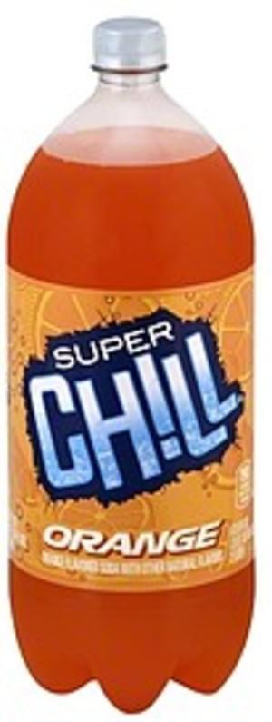 super chill diet caffeine free cola 144
