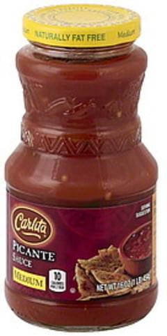Carlita Picante Sauce Medium