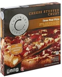 Ellio S Pepperoni Pizza Slices 27 Nutrition Information