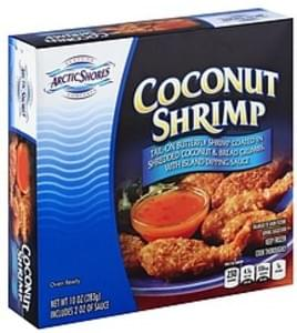 Arctic Shores Shrimp Coconut