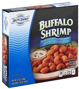 Arctic Shores Shrimp Buffalo