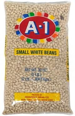 A-1 White Beans Small