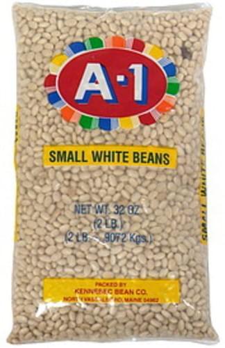 A-1 Small White Beans - 32 oz