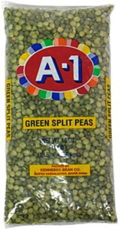 A 1 Green Split Peas
