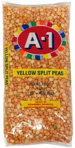 A 1 Yellow Split Peas