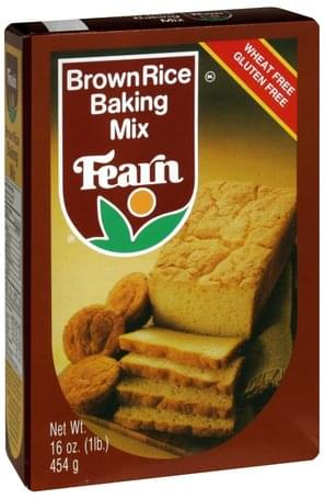 Fearn Brown Rice Baking Mix - 16 oz