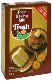 Fearn Rice Baking Mix