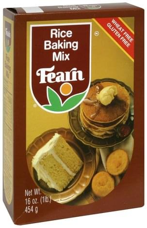 Fearn Rice Baking Mix - 16 oz