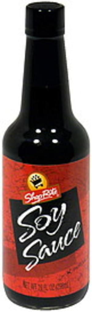 Shoprite Soy Sauce 10 Oz Nutrition Information Innit