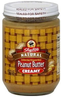 ShopRite Peanut Butter Creamy