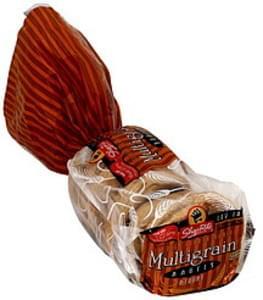 ShopRite Bagels Multigrain, Low Fat