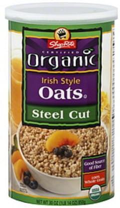 ShopRite Oats Irish Style, Steel Cut