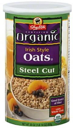 ShopRite Oats Irish Style, Steel Cut