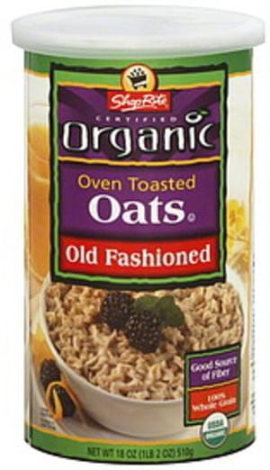 ShopRite Oven Toasted Oats - 18 oz