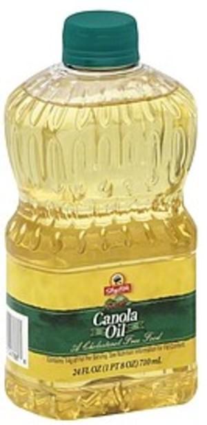 ShopRite 100% Pure Canola Oil - 24 oz