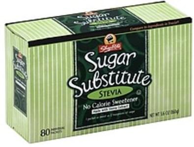 ShopRite Sugar Substitute Stevia