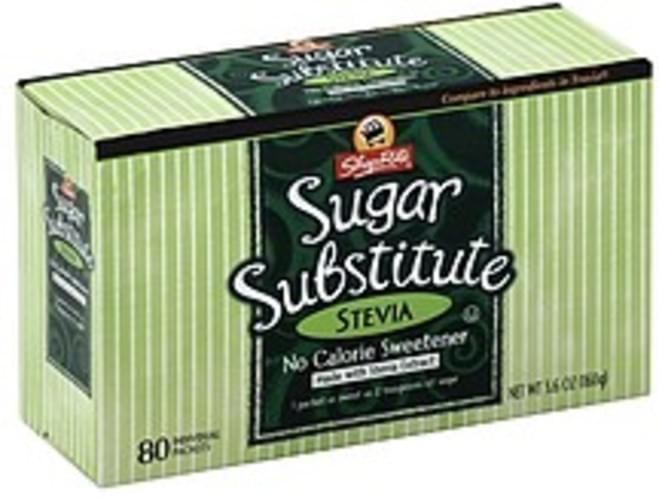 ShopRite Stevia Sugar Substitute - 80 ea
