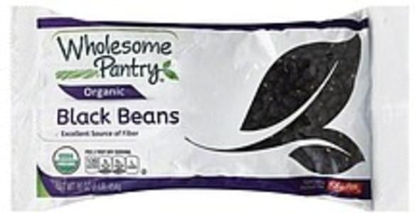 Wholesome Pantry Black Beans