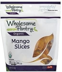 Wholesome Pantry Mango Slices
