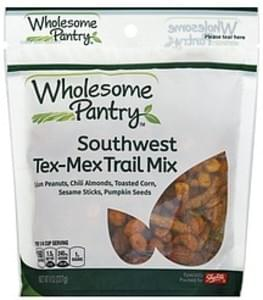 Wholesome Pantry Trail Mix Southwest Tex-Mex