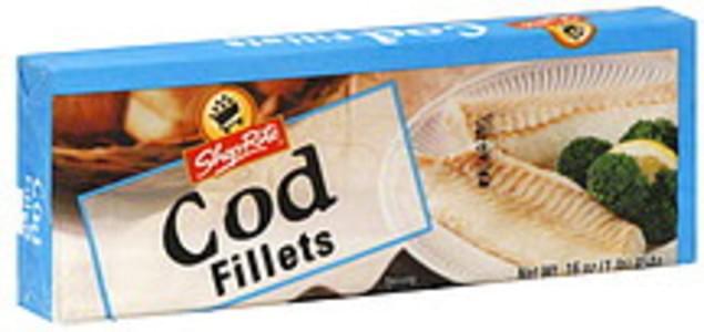 ShopRite Cod Fillets