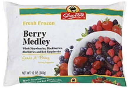 ShopRite Berry Medley
