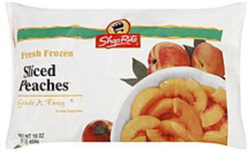 ShopRite Peaches Sliced