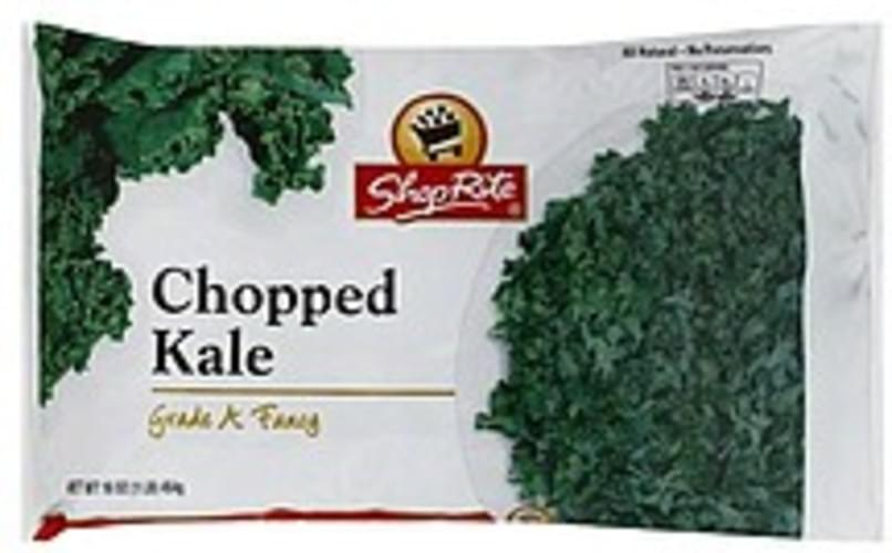 ShopRite Chopped Kale - 16 oz