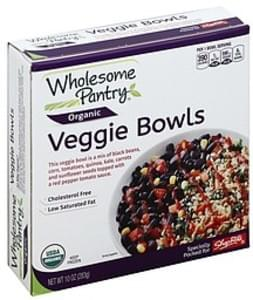 Wholesome Pantry Veggie Bowls