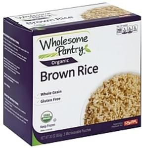 Wholesome Pantry Brown Rice Organic