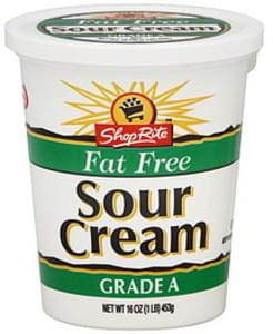 ShopRite Sour Cream