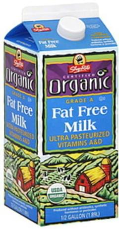 ShopRite Milk Fat Free