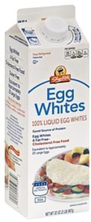 ShopRite Egg Whites - 32 oz