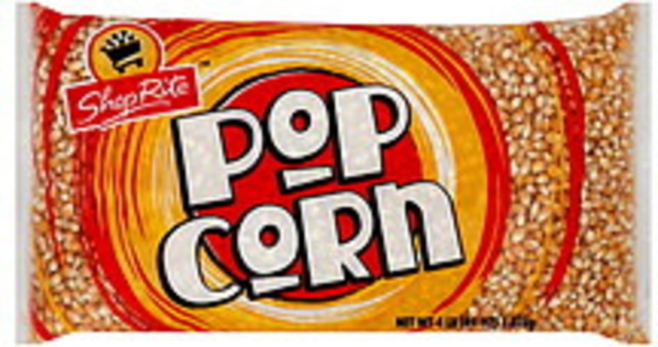 ShopRite Pop Corn - 64 oz