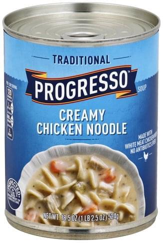 Progresso Creamy Chicken Noodle Soup