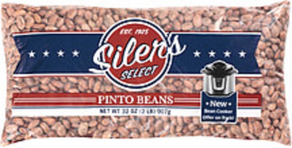 Siler's Select Pinto Beans - 32 oz