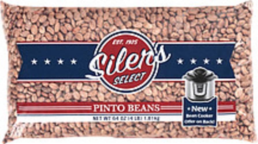 Siler's Select Pinto Beans - 64 oz