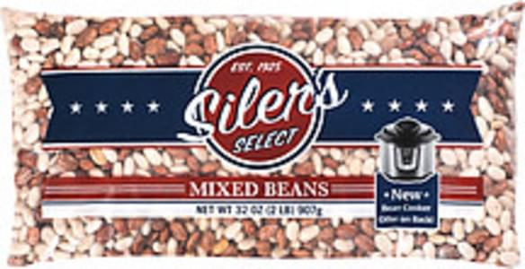 Siler's Select Beans Mixed