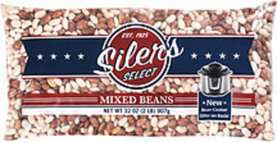 Siler's Select Mixed Beans - 32 oz