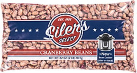 Siler's Select Beans Cranberry