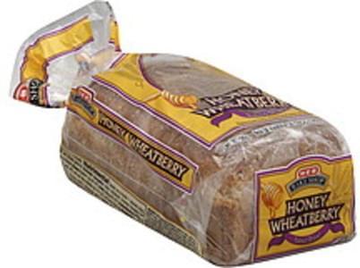 H-E-B Bread Baked, Honey Wheatberry
