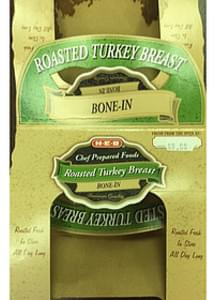 H-E-B Roasted Turkey Breast