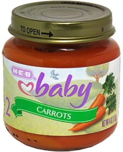 H-E-B Carrots - 4 oz